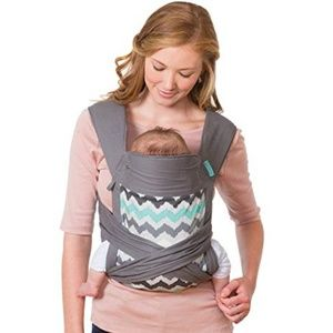 INFANTINO Wrap Carrier in IKAT CHEVRON